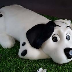 Dallmatain-puppy